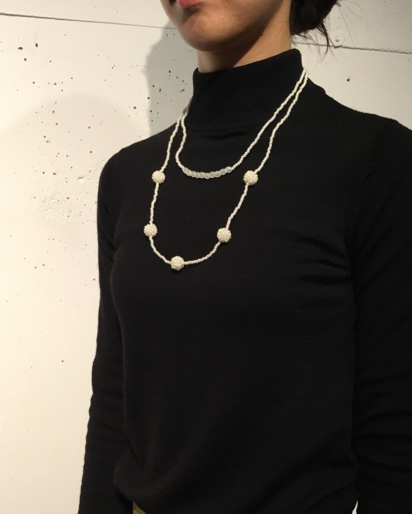 Designsix 2連necklace